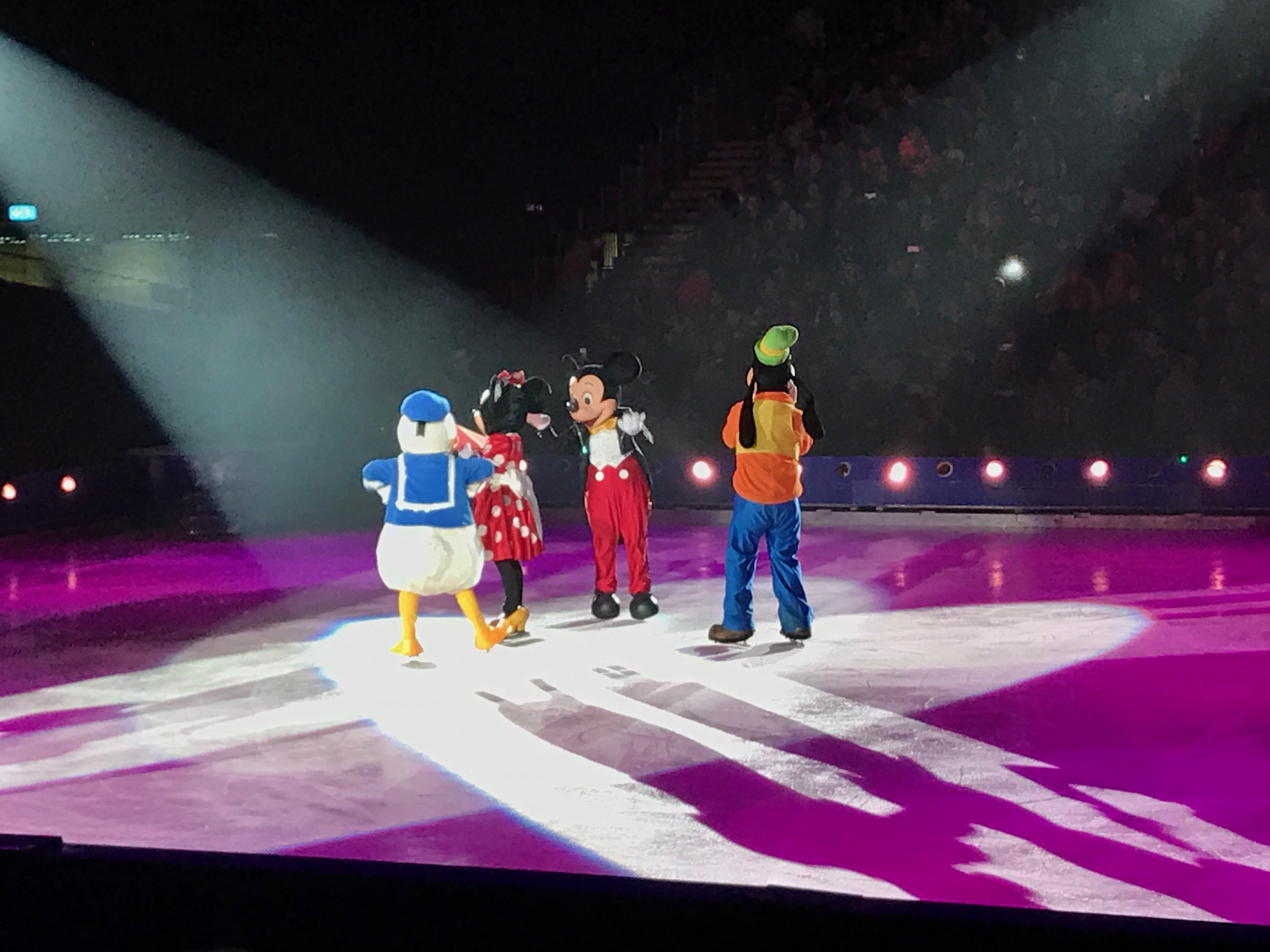 Disney on Ice 2017 Photo by Nikita Camacho