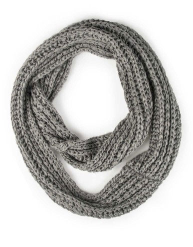 Chunky knit snood is a great accessory at  R99.95 from Woolworths.