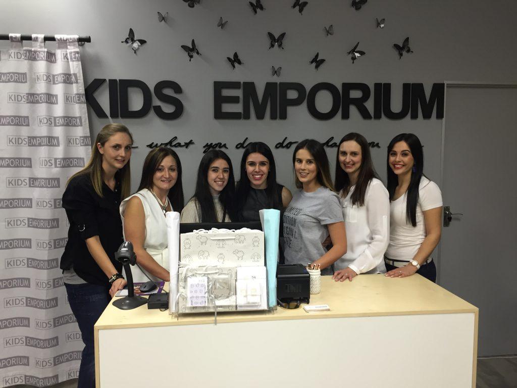 Kids Emporium Launch