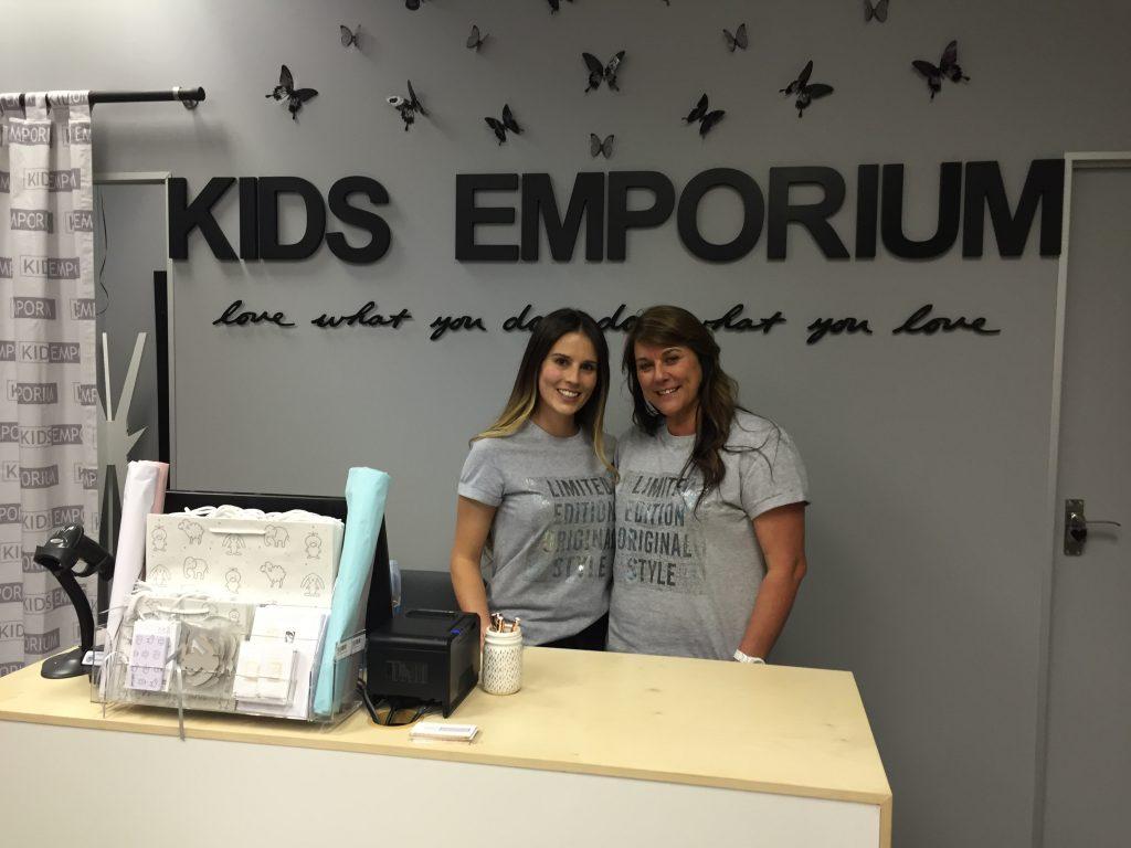 Kids Emporium Boksburg owners.