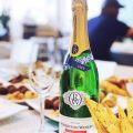 Robertson Winery Dry Sparkling Wine Review by Hearts in Her Shoes at Mezepoli Nicolway