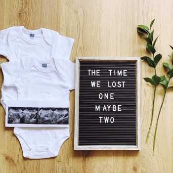 Dealing with the loss of a baby. By Nikita Camacho Hearts in Her Shoes. Jo'burg Mommy Blogger