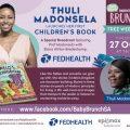 Baby Brunch with Thuli Madonsela and Elana Afrika Bredenkamp