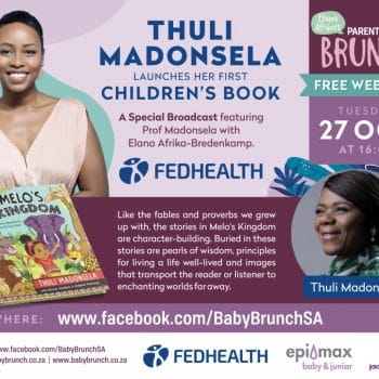 Baby Brunch with Thuli Madonsela and Elana Afrika Bredenkamp