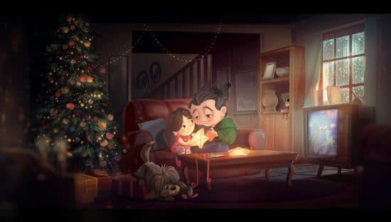 Disney From Our Family to Yours Nikita Camacho