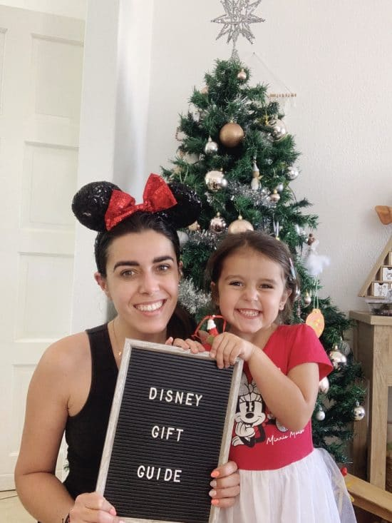 Disney Christmas Gift Guide 2020 by Nikita Camacho Hearts in Her Shoes