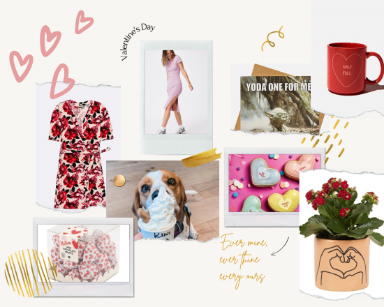 Last minute Valentine's Day Gifts by Hearts in Her Shoes Nikita Camacho
