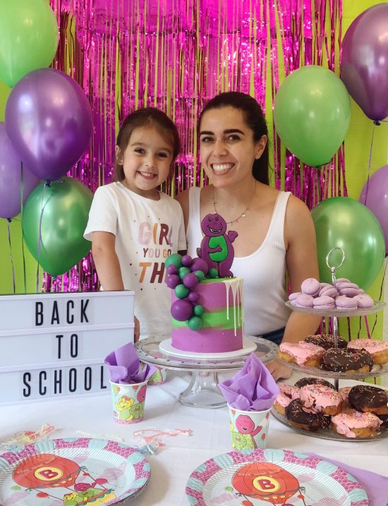 Win with Barney Nikita Camacho Hearts in Her Shoes Lifestyle and Mommy blogger